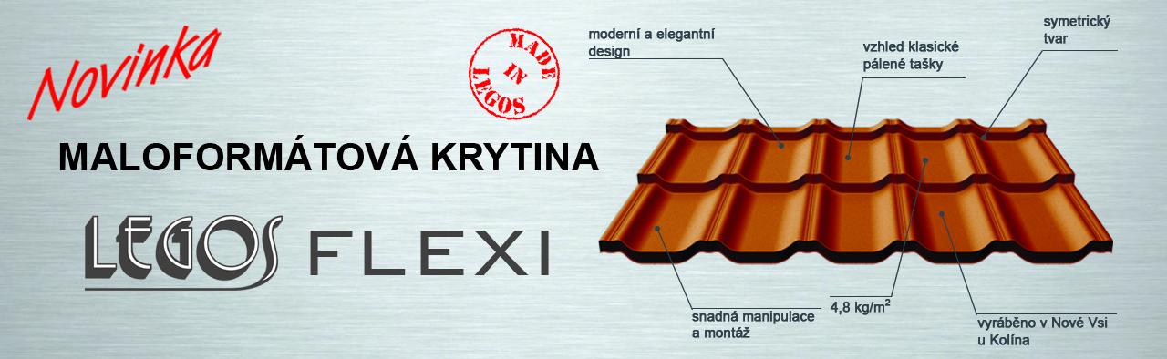 Krytina FLEXI